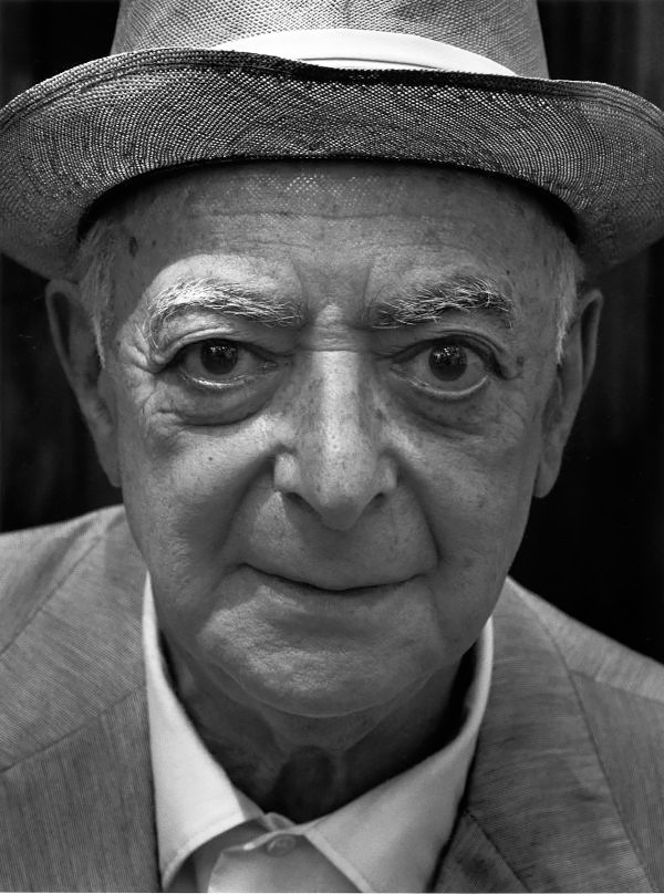 George Brassaï - Photo by Ansel Adams 1973