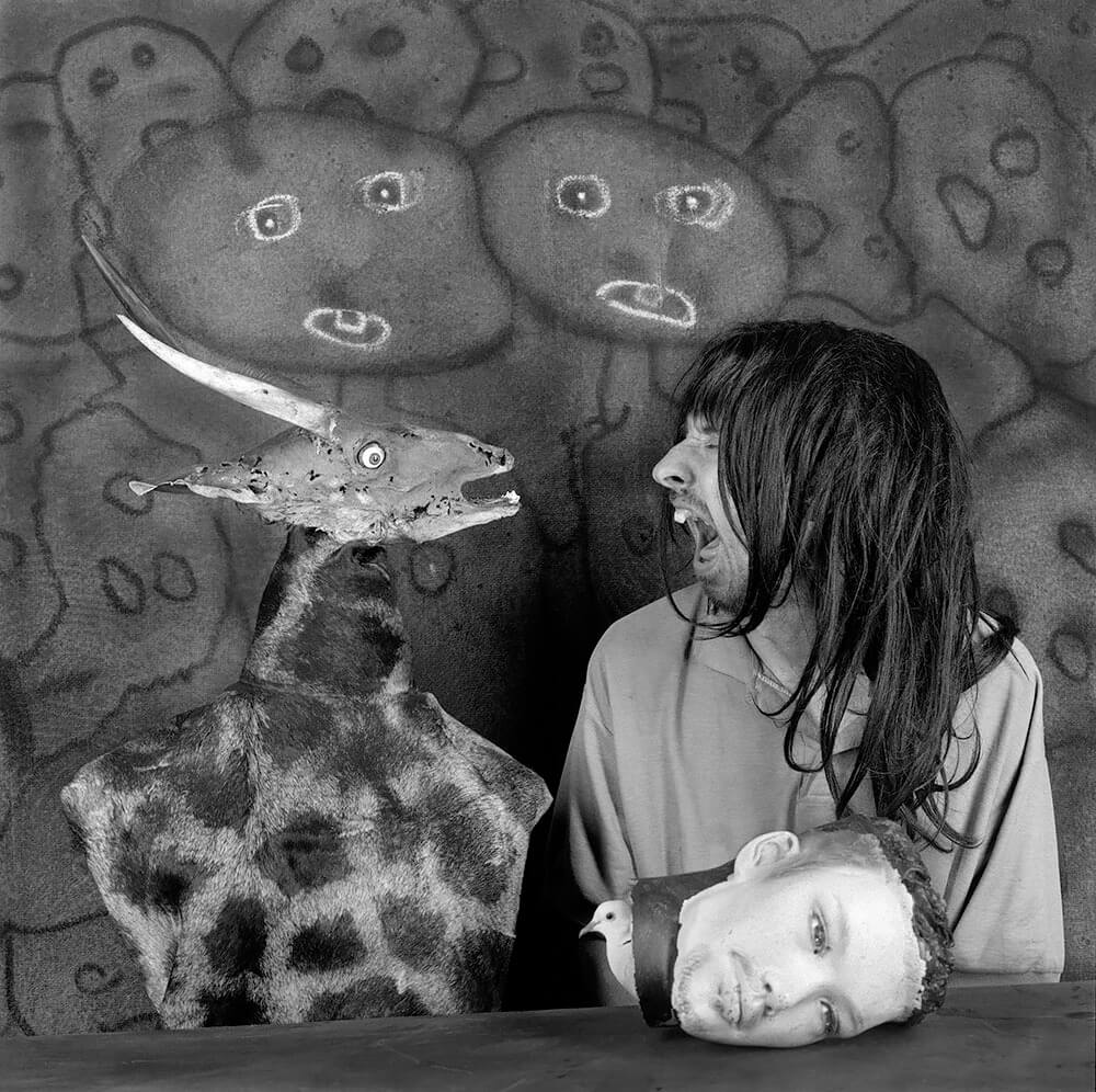 Roger Ballen - Altercation, 2012