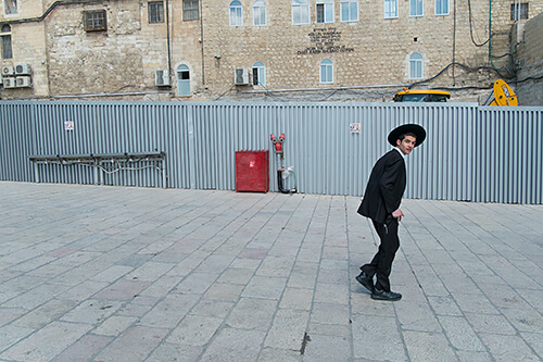 Oliver Curtis - Wailing Wall