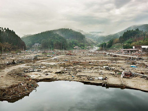 Philippe Chancel - Tohoku, Japon, 2011