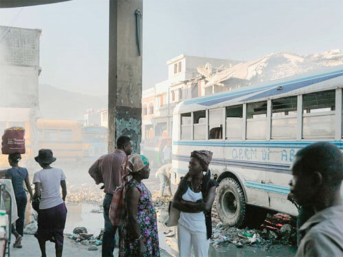 Philippe Chancel - Port-au-Prince, Haiti, 2011