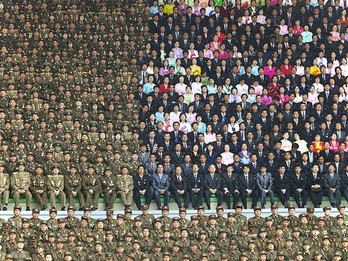 Philippe Chancel - DPRK, 2012