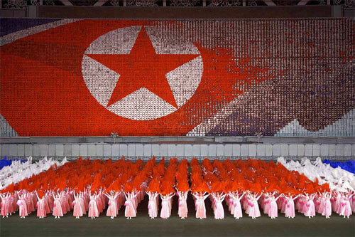 Philippe Chancel - Arirang, North Korea, 2006
