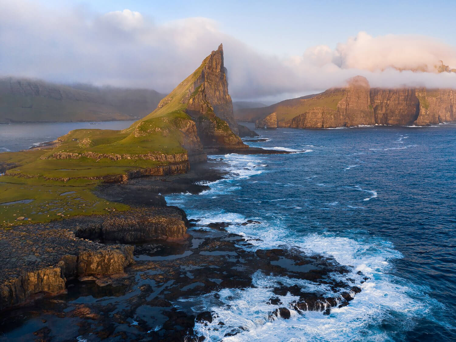 The Faroes<p>© Spencer Cox</p>