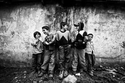 Mustafa Dedeoglu - Children of Istambul
