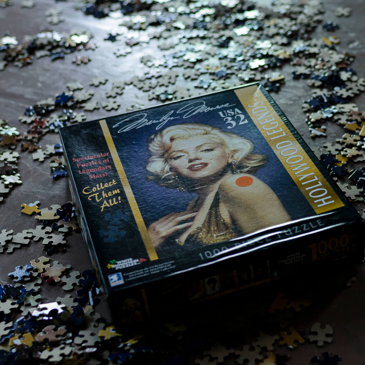 Marylin Puzzle<p>© Norm Diamond</p>