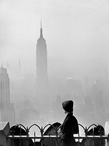 Elliott Erwitt - New York. 1955