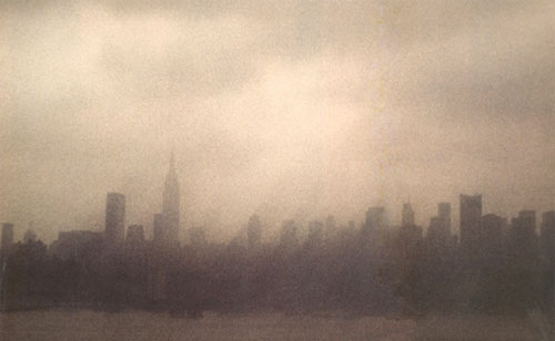 Robert Farber - New York City Skyline