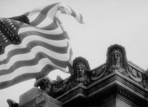 Robert Farber - Flag at the Met