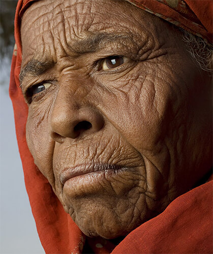 ETHIOPIA: Great Mother Afar<p>© Chester Higgins Jr.</p>