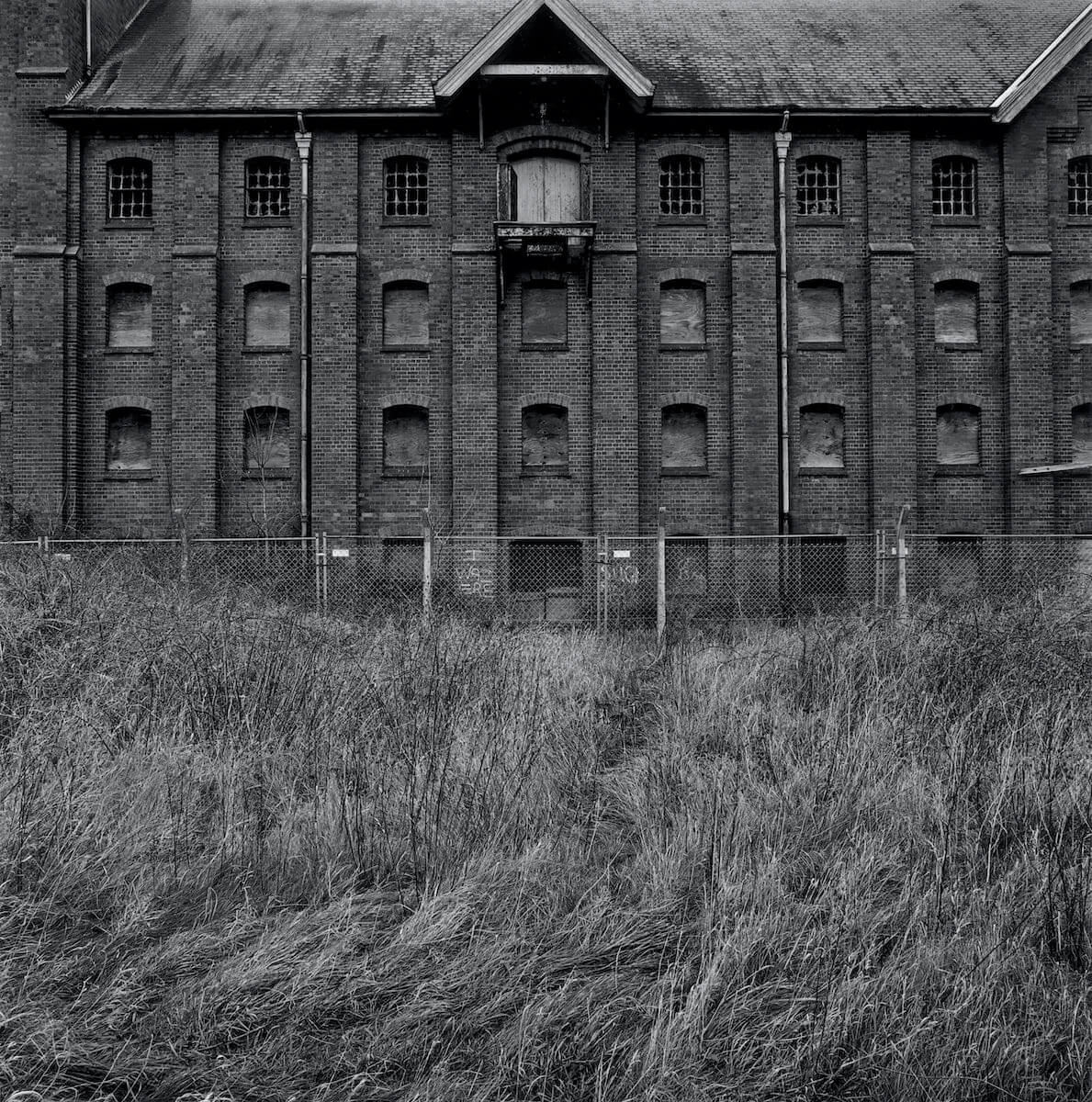 Bass Maltings (2017) from the series RECLAIMED<p>© Paul Hart</p>