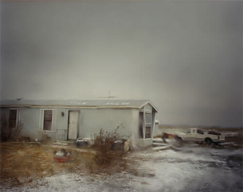 Todd Hido - Excerpts from Silver Meadows #9197, 2010
