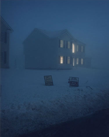 Todd Hido - Homes at Night 2424b