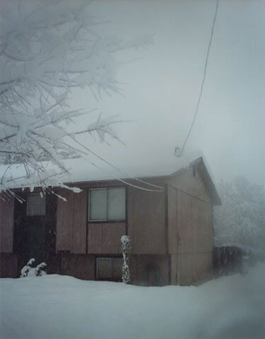 Todd Hido - Untitled #8611 from A Road Divided, 2009