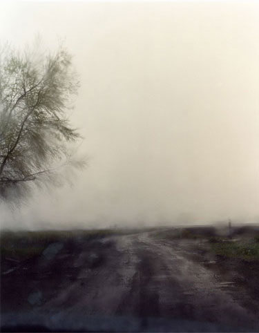 Todd Hido - Untitled #6415 from A Road Divided, 2007