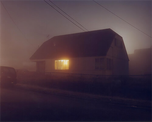 Todd Hido - Homes at Night #1951, 1997
