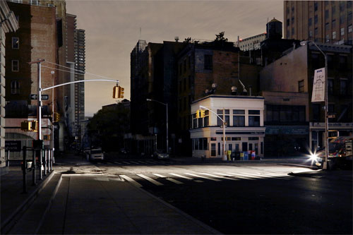 Christophe Jacrot - NYB West Broadway