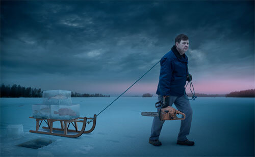 Fresh frozen fish<p>© Erik Johansson</p>