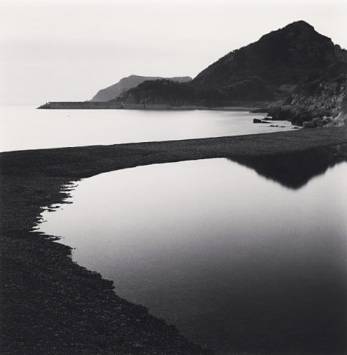 Michael Kenna - Beach Scene, Manjae-do, Shinan, South Korea (2012)