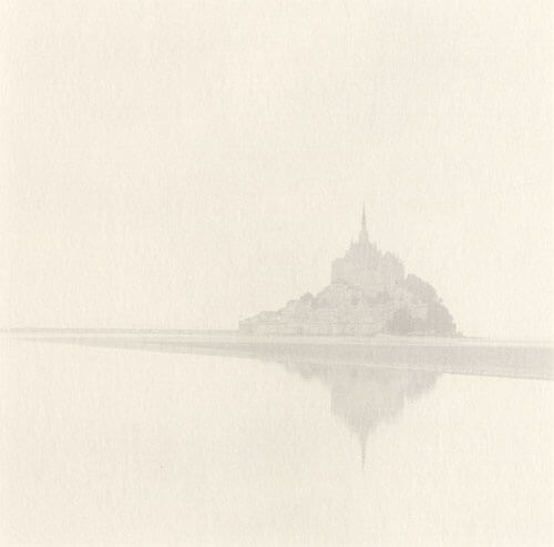 Michael Kenna - Mont Saint Michel