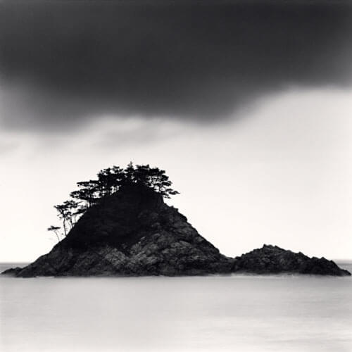Michael Kenna - Sari Island, Heuksan-do, Shinan, South Korea, 2012