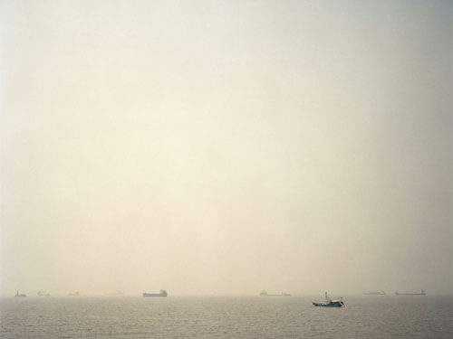 Mouth I, near Shanghai<p>Courtesy Trunk Archives / © Nadav Kander</p>