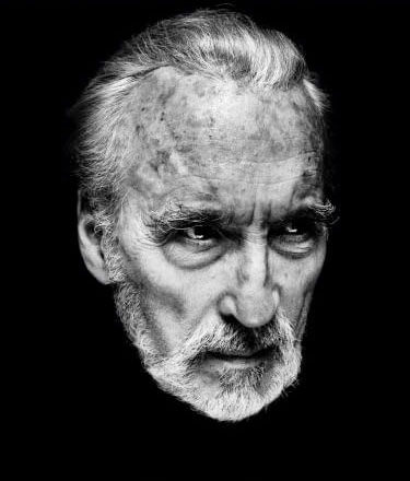 Christopher Lee<p>Courtesy Trunk Archives / © Nadav Kander</p>