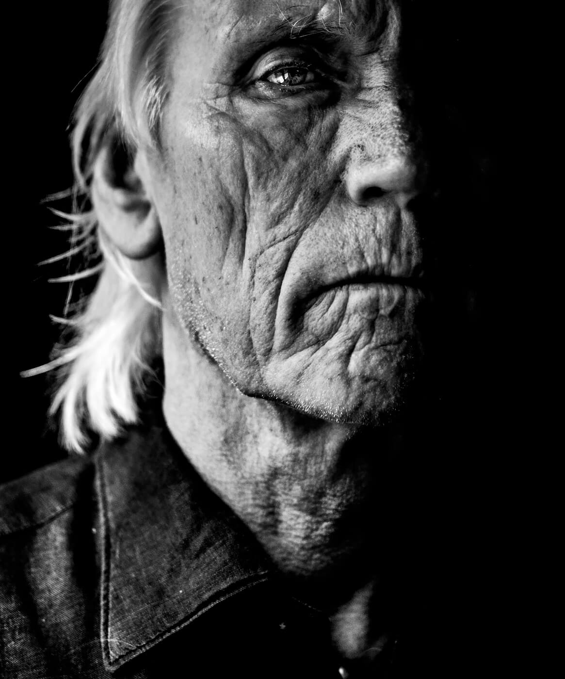 Christopher Stamp, 2009<p>© Betina La Plante</p>