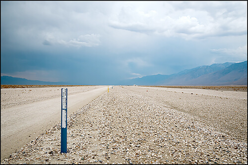 Jennifer Little - LADWP Underground Water Pipeline, Owens Lake, CA, 2013