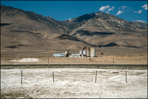 Jennifer Little - Pittsburgh Plate Glass Chemical Plant, Owens Lake, CA, 2013