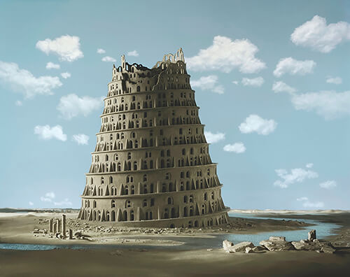 Didier Massard - The Tower of Babel 2012