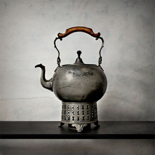 Robert Moran - Tea Pot 2011
