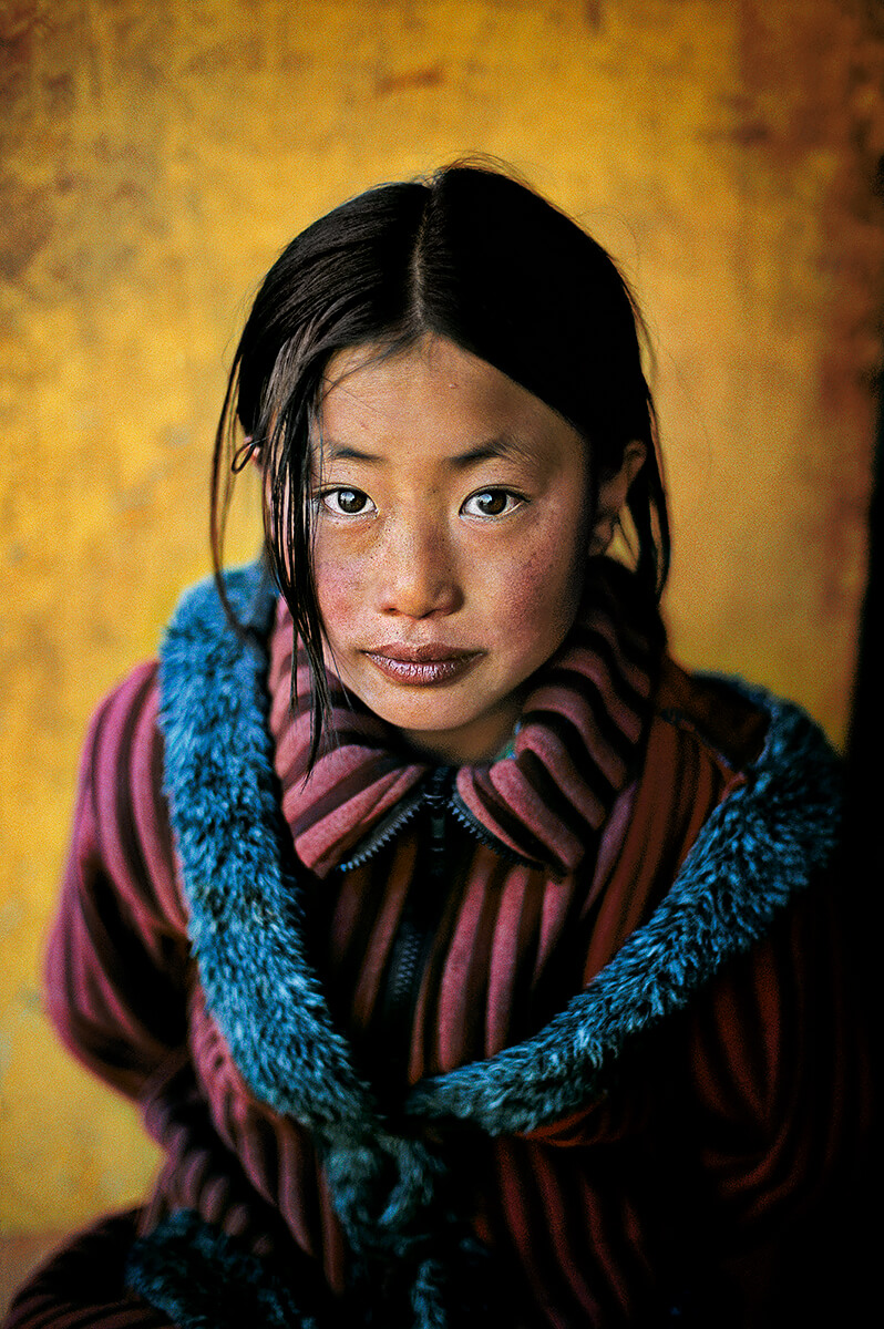 Xigaze, Tibet, 2001<p>Courtesy Magnum Photos / © Steve McCurry</p>