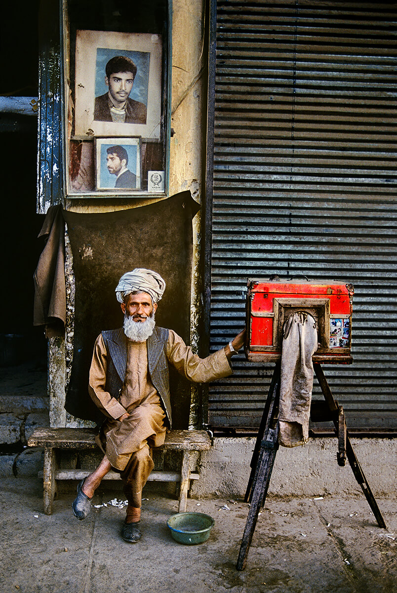 Kabul, Afghanistan, 1992<p>Courtesy Magnum Photos / © Steve McCurry</p>