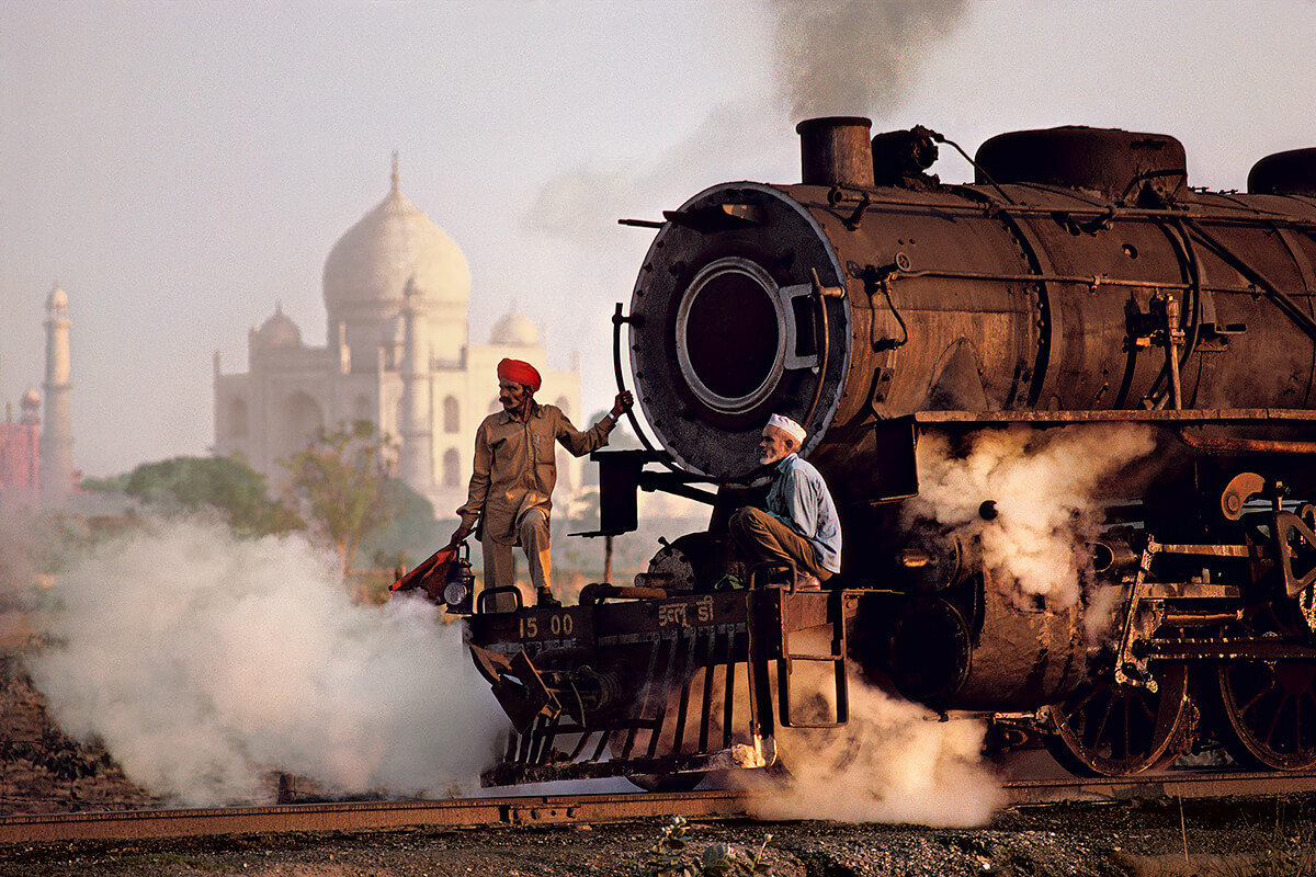Agra, Uttar Pradesh, India, 1983<p>Courtesy Magnum Photos / © Steve McCurry</p>