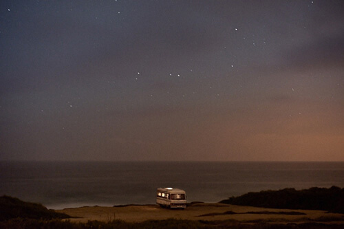 A van in the sea 28, Pria dos Aivados<p>© Alessandro Puccinelli</p>