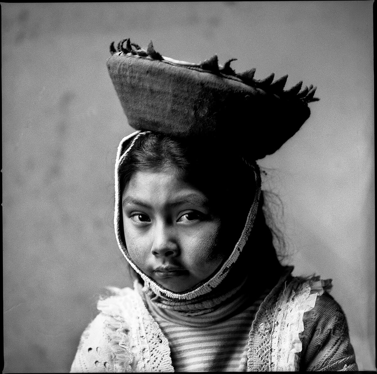 Peru, Indian Girl<p>© Manuello Paganelli</p>