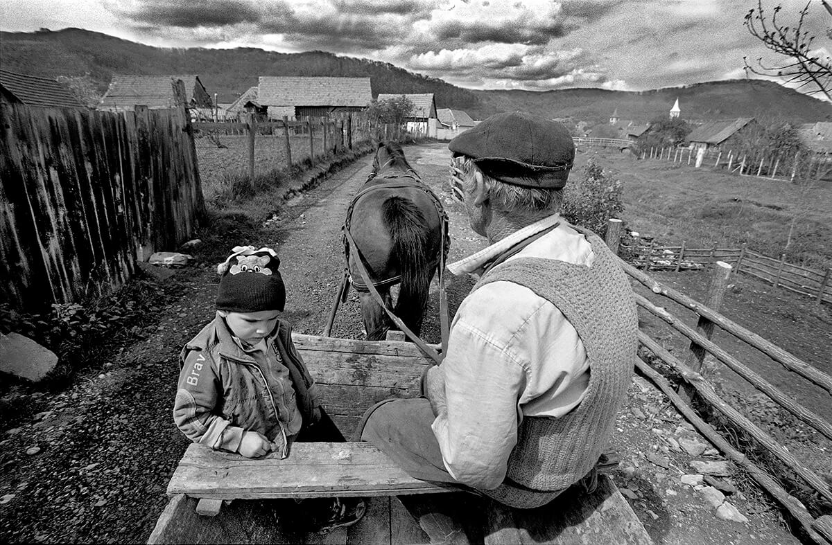 Romania, Cart Boy<p>© Manuello Paganelli</p>