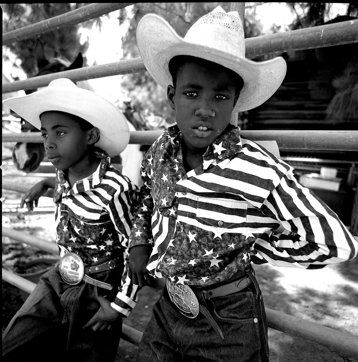 Black Cowboys - Stars and Stripes<p>© Manuello Paganelli</p>