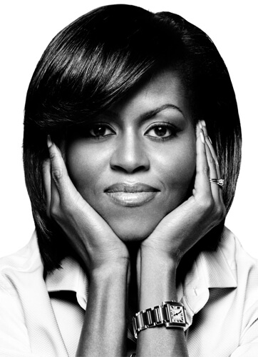 Michelle Obama<p>Courtesy Trunk Archive / © Platon (Antoniou)</p>