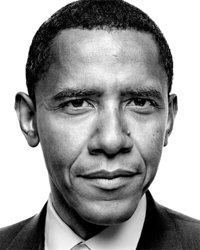 Barack Obama<p>Courtesy Trunk Archive / © Platon (Antoniou)</p>