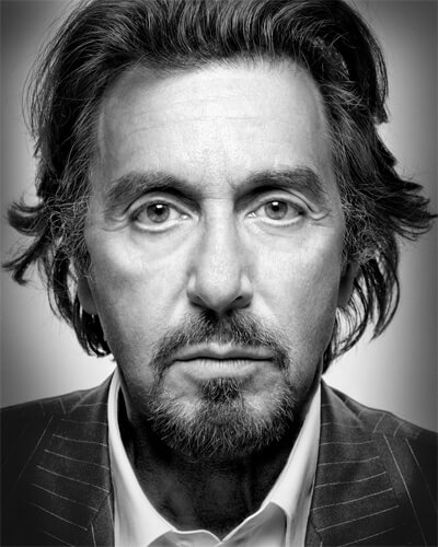 Al Pacino<p>Courtesy Trunk Archive / © Platon (Antoniou)</p>