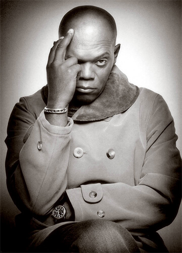 Samuel L. Jackson<p>Courtesy Trunk Archive / © Platon (Antoniou)</p>