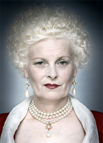Vivienne Westwood<p>Courtesy Trunk Archive / © Platon (Antoniou)</p>