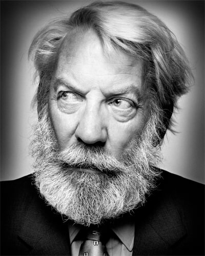 Donald Sutherland<p>Courtesy Trunk Archive / © Platon (Antoniou)</p>