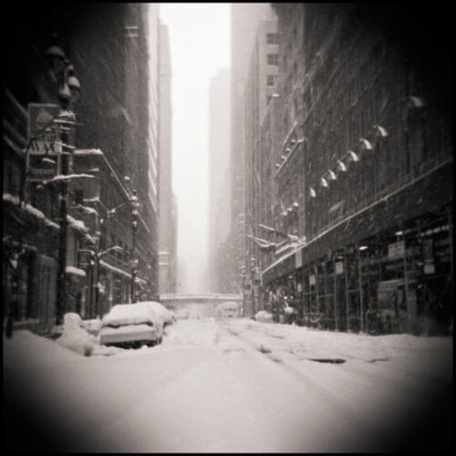 Snow Globe, from the series Gotham<p>© Sean Perry</p>