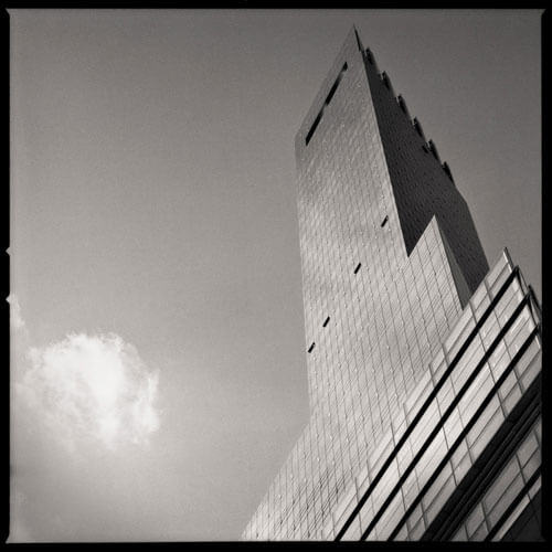 Time Warner Center, from the series Monolith<p>© Sean Perry</p>