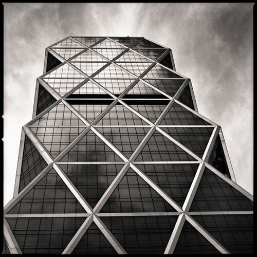 Hearst Tower, from the series Monolith<p>© Sean Perry</p>