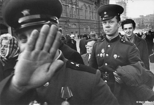 Marc Riboud - Moscou, 1967