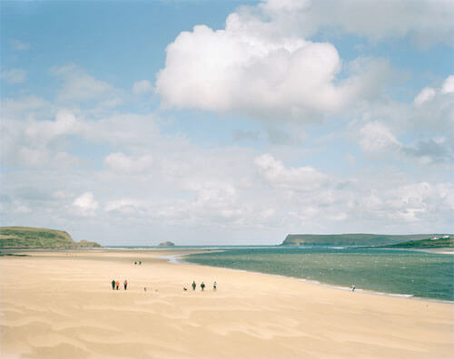Simon Roberts - Camel Estuary, Padstow, Cornwall, 27th September 2007
